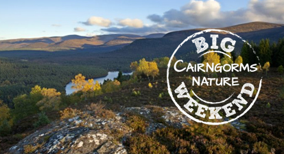 Cairngorms Nature BIG Weekend